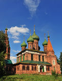 Église médiévale de Saint-Nicolas Photo libre de droits