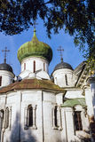 Église orthodoxe russe Image stock