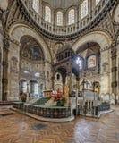 The 'Église Saint-Augustin' of Paris Royalty Free Stock Photos