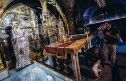 Église sainte de tombe Photographie stock