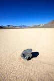 Glissement des roches chez Death Valley Photos libres de droits