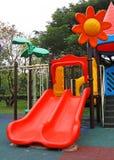 Glissez, parc d'attractions Photographie stock libre de droits