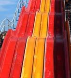 Glissière d'amusement Image stock