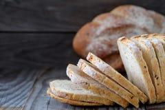 Glissières de pain français Photographie stock libre de droits