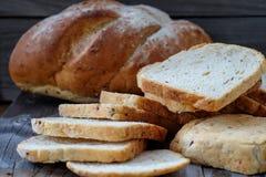 Glissières de pain français Images libres de droits