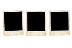 Glissières de photo Photos libres de droits