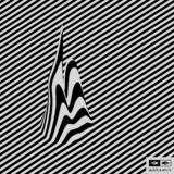 Glitch abstract background. Distortion effect, bug and error. Optical art. 3D Vector illustration. Glitch abstract background. Distortion effect, bug and error Royalty Free Illustration