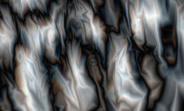 glitch abstrakt bakgrund Metalltextur eller utrymme Royaltyfri Fotografi