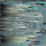 Glitch Art Graphic N°1 Stock Fotografie