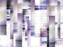 Glitch background. Computer screen error. Television signal fail. Royalty Free Stock Image
