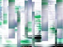 Glitch background. Computer screen error. Television signal fail Stock Photos