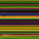 Glitch Colorful abstract background for your designs. Chaos aesthetics of signal error. Stock Image