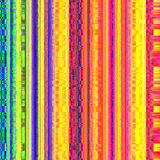 Glitch Colorful abstract background for your designs. Chaos aesthetics of signal error.  Royalty Free Stock Image