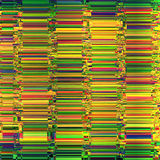 Glitch Colorful abstract background for your designs. Chaos aesthetics of signal error.  Stock Photography