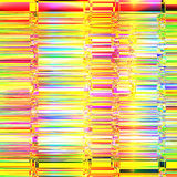 Glitch Colorful abstract background for your designs. Chaos aesthetics of signal error.  Stock Photo