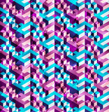 Glitch pattern Royalty Free Stock Image