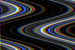 Glitch psychedelic background. Old TV screen error. Digital pixel noise abstract design. Photo glitch. Television signal. Glitch psychedelic background. Old TV royalty free stock image