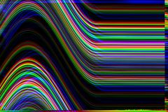 Glitch psychedelic background. Old TV screen error. Digital pixel noise abstract design. Photo glitch. Television signal. Glitch psychedelic background. Old TV royalty free stock images