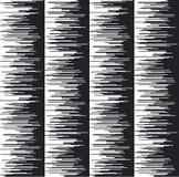 Glitch textuur vectorillustratie Royalty-vrije Stock Foto