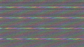 Glitch TV Screen. Abstract background. Digital illustration Royalty Free Stock Photo