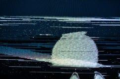 Glitch TV Screen. Original analog error on TV screen Royalty Free Stock Images