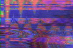 Glitch vhs background artifact noise,  pixel display. Glitch vhs background artifact noise damage texture,  pixel display vector illustration