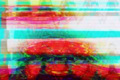 Glitch vhs background artifact noise,  signal interference. Glitch vhs background artifact noise damage texture,  signal interference royalty free illustration
