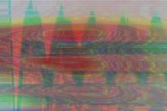 Glitch vhs background artifact noise,  technology. Glitch vhs background artifact noise damage texture,  technology royalty free illustration
