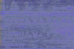 Glitch vhs blue noise abstract,  distortion. Glitch vhs blue noise abstract screen background,  distortion royalty free illustration