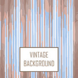 Glitchy striped texture Stock Images