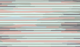 Glitchy striped texture Royalty Free Stock Photography