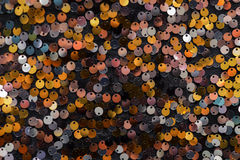 Gliter Textile Texture Stock Photo