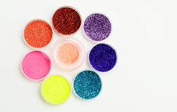 Glitter. Royalty Free Stock Image