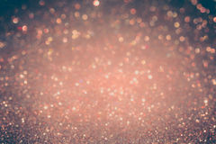 Glitter abstract background with bokeh defocused lights. Winter. Red and Pink glitter abstract background with bokeh defocused lights. Winter Christmas and royalty free stock images