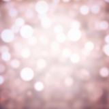 Glitter Abstract Festive background. Christmas and New Year feas. T bokeh background with copyspace. Holiday party background with blurry boke special magic Royalty Free Stock Image
