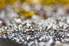 Glitter background Stock Photography