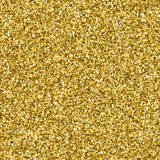 Glitter background. Gold Glittery background for Christmas Royalty Free Stock Photos