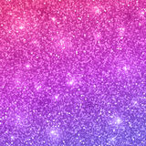 Glitter background with pink violet gradient. Vector. Vector Royalty Free Stock Photos