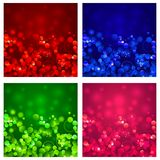 Glitter Background. Vector illustration of abstract glitter background Royalty Free Stock Photography