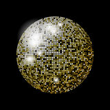 Glitter Ball Stock Photography