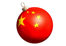 Glitter ball china Stock Photography