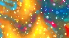 Glitter bokeh abstract elegance background Royalty Free Stock Image