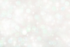 Glitter bokeh background Stock Photo