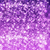 Glitter bokeh background Royalty Free Stock Images