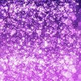 Glitter bokeh background. Easy editable Royalty Free Stock Images