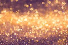 Glitter christmas abstract Royalty Free Stock Photography
