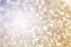 Glitter christmas abstract. Stock Photography