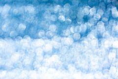 Glitter christmas abstract background stock image