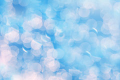 Glitter festive christmas lights background. silver and gold de royalty free stock photo