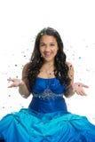Glitter Girl Stock Image